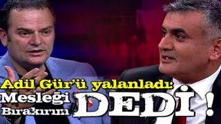 Kemal Öztürk'ten KKTC seçim tahminleri tutmayan Adil Gür'e çağrı