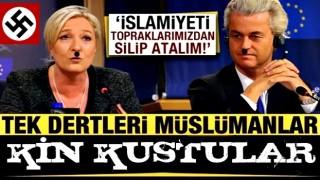 Kin kustular: İslamiyeti topraklarımızdan silip atın!