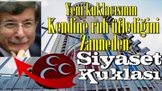 MHP'li Büyükataman'dan Davutoğlu'na: Okyanus ötesinden medet uman siyasi atıklar ve fosiller