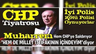 Muharrem'den İYİ POLİS-KÖTÜ POLİS Tiyatrosu...