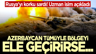 Rusya'nın Karabağ korkusu! Azerbaycan bölgeyi ele geçirirse...