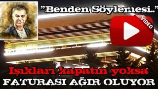 Süleyman Özışık'tan KAPAK gecikmedi..