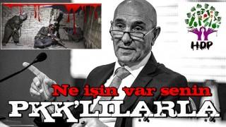 Tunç Soyer'in işe aldığı 15 HDP'li, PKK iltisaklı çıktı
