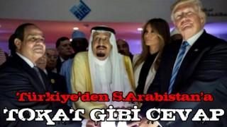Türkiye'den Suudi Arabistan'a olay cevap: Gülüp geçiyoruz