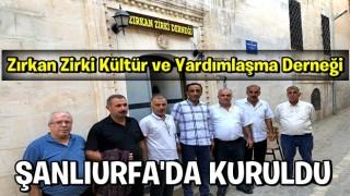 Zırkan Zirki Kültür ve Yardımlaşma Derneği