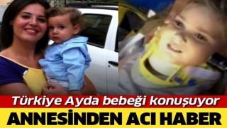 91 saat sonra enkazdan sağ çıkarılan 3 yaşındaki Ayda Gezgin'in annesinin cansız bedenine ulaşıldı