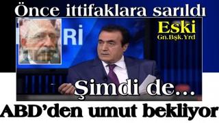 ABD'den destek isteyen Kılıçdaroğlu'na eski genel başkan yardımcısından tepki: Mandacı zihniyet