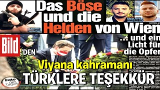 Alman Bild gazetesinden Viyana kahramanı Türklere teşekkür
