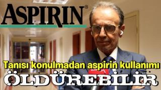 Bilim Kurulu üyesi Mehmet Ceyhan: Koronavirüs tanısı konulmadan aspirin kullanımı öldürebilir