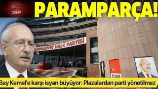CHP'de isyan büyüyor! '9 Eylül' çatlağı: Plazalardan parti yönetilmez