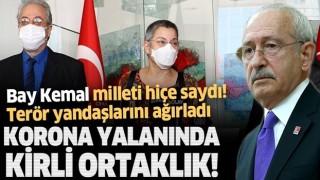 CHP'de skandal kabul: Terör destekçisi TTB Başkanı Fincancı ve heyeti Kılıçdaroğlu ile görüştü