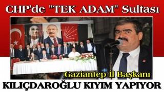 CHP'de 'tek adam' sultası: Kılıçdaroğlu kıyım yapıyor