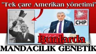 """CHP'li Çeviköz yalnız değil! """"Tek çare Amerikan yönetimi"""""""