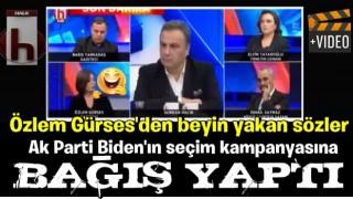 CHP'nin kanalında beyin yakan sözler! Özlem Gürses'in sözlerine İsmail Saymaz bile inanmadı...