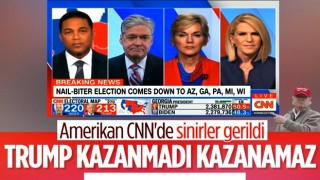 CNN muhabiri Trump'a yalancı dedi
