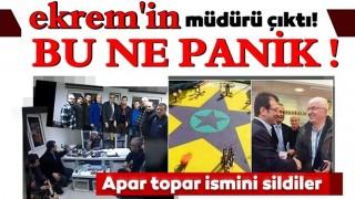 Çocuk parkındaki skandalın sorumlusu Ekrem İmamoğlu'nun müdürü çıktı!