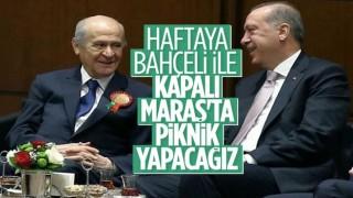 Cumhurbaşkanı Erdoğan: 15 Kasım'da KKTC'yi ziyaret edeceğiz