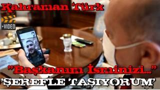 Cumhurbaşkanı Erdoğan, Avusturya'daki saldırıda yaralanan Türk vatandaşlarıyla görüştü