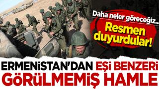 Ermenistan ordusu ne yapacağını şaşırdı! Şimdi de mahkumları silahlandıracaklar