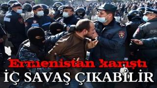 Ermenistan'dan fotoğraflar peş peşe geliyor! Beklenen sonunda oldu
