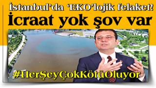 İstanbul'da 'EKO'lojik felaket!