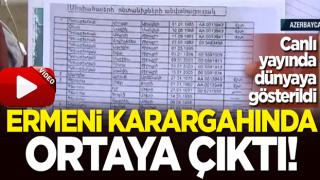 İşte Ermeni saflarında savaşan YPG/ PKK'lı teröristlerin listesi...