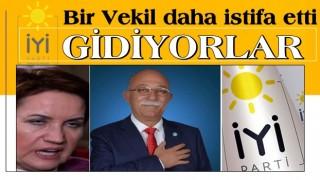 İyi Parti Adana Milletvekili İsmail Koncuk, partisinden istifa ettiğini duyurdu