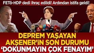 İYİ Parti Genel Başkanı Meral Akşener'den Ümit Özdağ ve İsmail Koncuk açıklaması