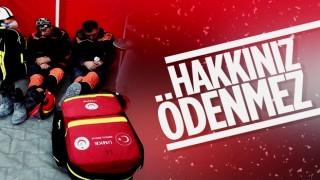 İzmir'de kurtarma çalışmaları devam ediyor