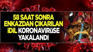 İzmir'deki depremden 58 saat sonra kurtarılan İdil, koronavirüse yakalandı