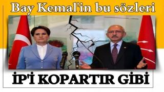 Kemal Kılıçdaroğlu, CHP'yi överken İP'i duman etti! Meral Akşener'i kızdıracak sözler