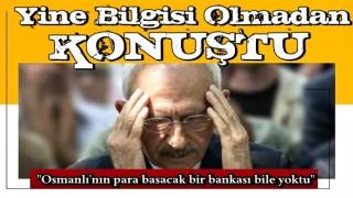 Kılıçdaroğlu öyle bir gaf yaptı ki!