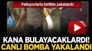 Mardin'de bombalı eylem hazırlığındaki Suriye uyruklu bir terörist yakalandı