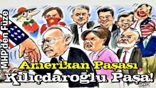 MHP'den CHP Liderine tepki: Kılıçdaroğlu İngiliz Kamil Paşayı, Moskof Kamil Paşayı ve Damat Ferit'leri hatırlatıyor