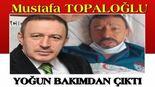 Mustafa Topaloğlu yoğun bakımdan çıkıp sevenlerine video ile seslendi