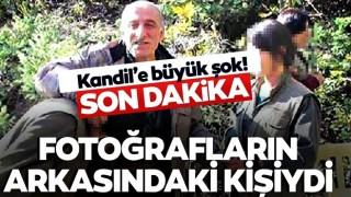 PKK'lı terörist Duran Kalkan'ın fotoğrafçısı Adana'da yakalandı
