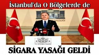 SON DAKİKA HABERİ: İstanbul'da pazar yerlerinde sigara yasağı