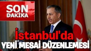 Son dakika: İstanbul Valisi Ali Yerlikaya'dan önemli açıklamalar .