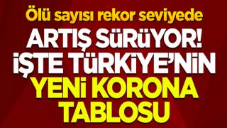 Son dakika! Türkiye'de 27 Kasım'da koronavirüs tablosu! Son 24 saatte vaka sayısı