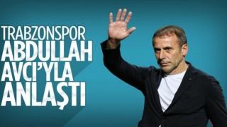 Trabzonspor, Abdullah Avcı ile anlaştı