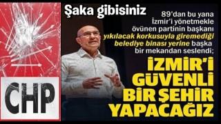 Tunç Soyer: İzmir'i güvenli bir yer haline getireceğiz
