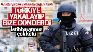 Viyana'daki terör saldırısının failiyle ilgili Türkiye ayrıntısı