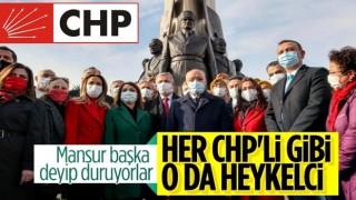 Atatürk'ün Ankara'ya gelişinin anısına yapılan '27 Aralık Kızılca Gün Anıtı' açıldı