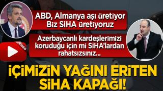 Bakan Mustafa Varank'tan HDP'li Garo Paylan'a SİHA kapağı!