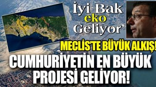 Çevre Bakanı Kurum'dan Kanal İstanbul açıklaması!