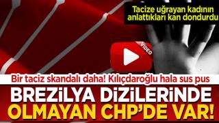 CHP'de taciz skandalına Sultangazi İlçe Başkanlığı da eklendi! Genç kadının anlattıkları kan dondurdu