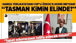Hamza Yerlikaya'dan CHP'li Özkoç'a hodri meydan!