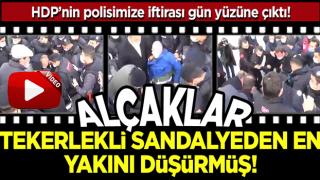 HDP'nin 'Musa Piroğlu'nu polisler düşürdü' algısı çöktü!