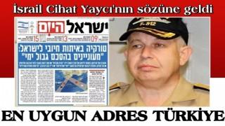 İsrail Cihat Yaycı'nın sözüne geldi! Türkiye hamlesi