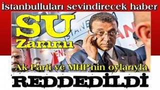 İstanbullular sevinecek, Ekrem ise üzülecek! İSKİ tarafından suya yüzde 40 zam yapılması teklifi reddedildi